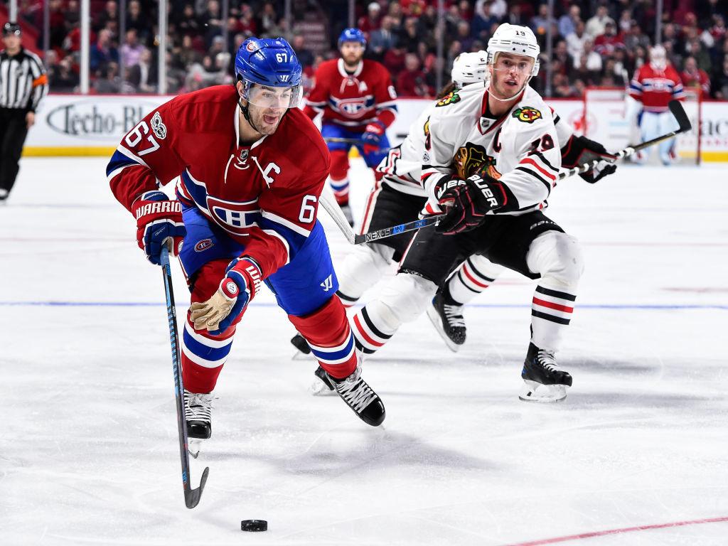 Pacioretty on ollut yksi NHL:n parhaita maalintekijöitä tasakentällisin viimeisten vuosien ajan.