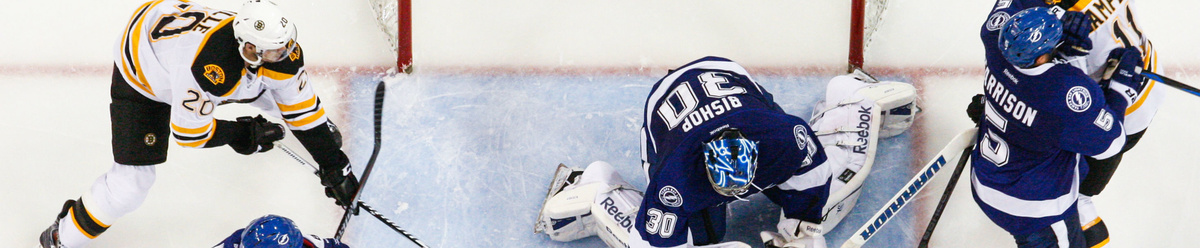 Kello 02:30 Lightning saa vieraakseen Bruinsin.