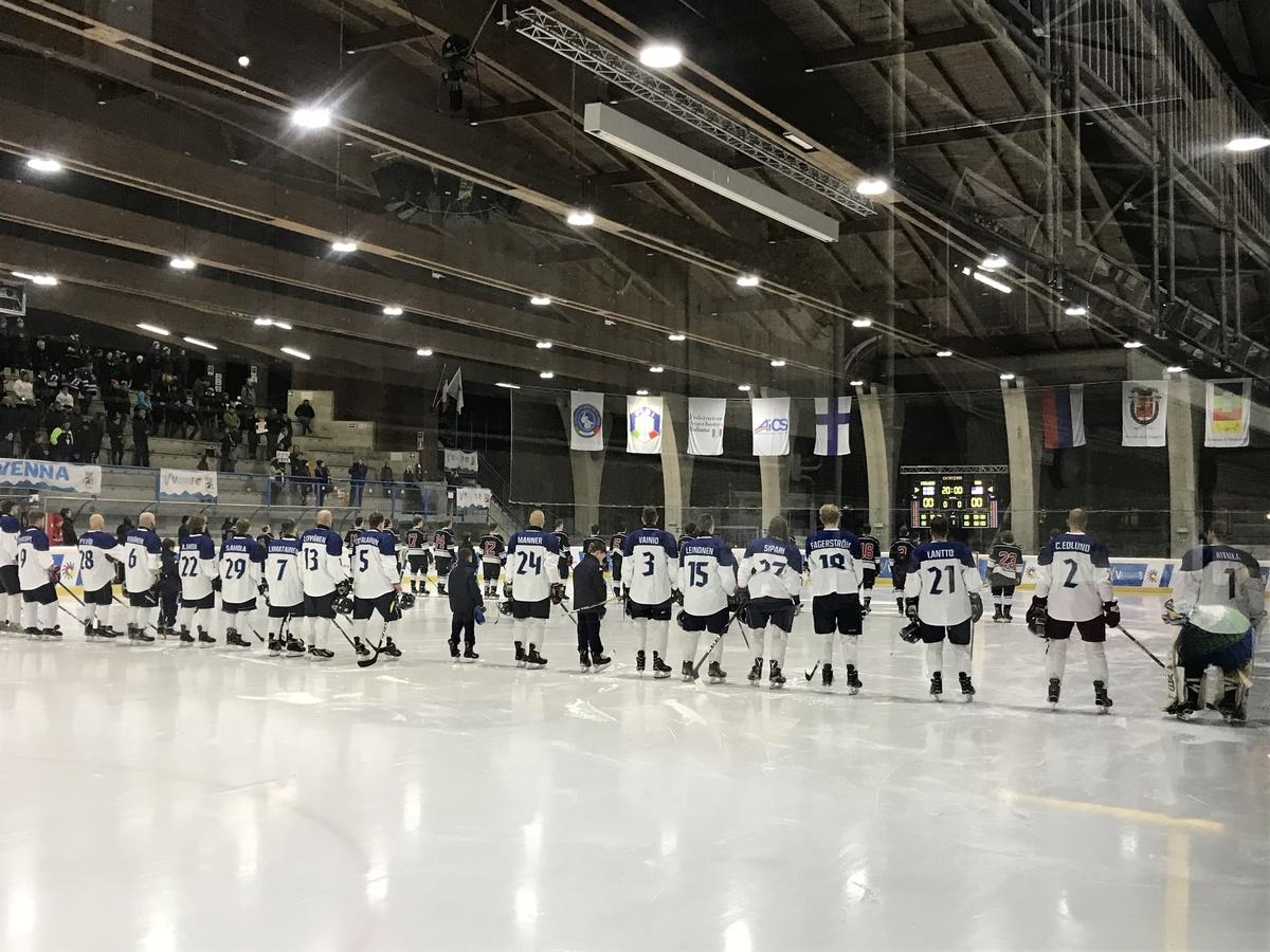 Joulukuussa 2019 Deaf Lions sijoittui Winter Deaflympics -kisoissa neljänneksi.