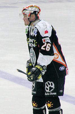 Maailmanmestari ja nelinkertainen Suomen mestari ehti käväistä pelaamassa myös HPK:ssa.