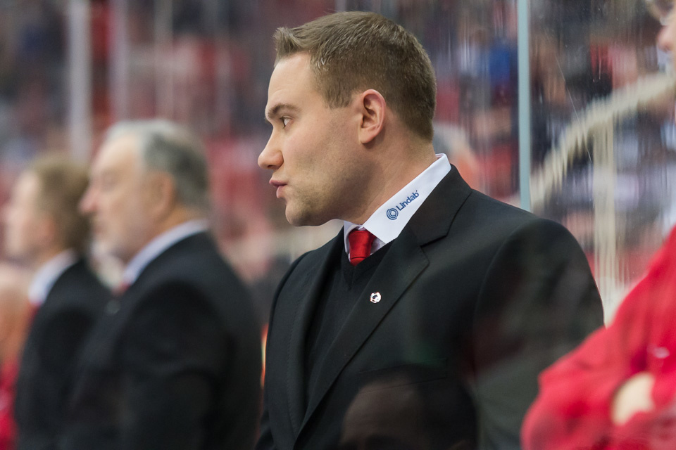 Jere Härkälä toimi aikanaan myös edustusjoukkueen valmennusryhmässä.