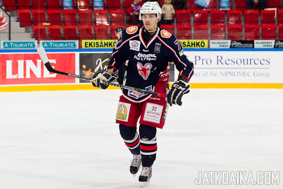 Oskar Essén teki paluun Savonlinnaan.