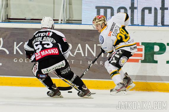 Rasmus Ristolainen löytyy jatkossa entistäkin lähempää.