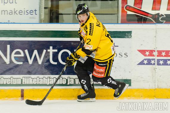 Artturi Lehkonen pelasi erinomaisen liigakauden.