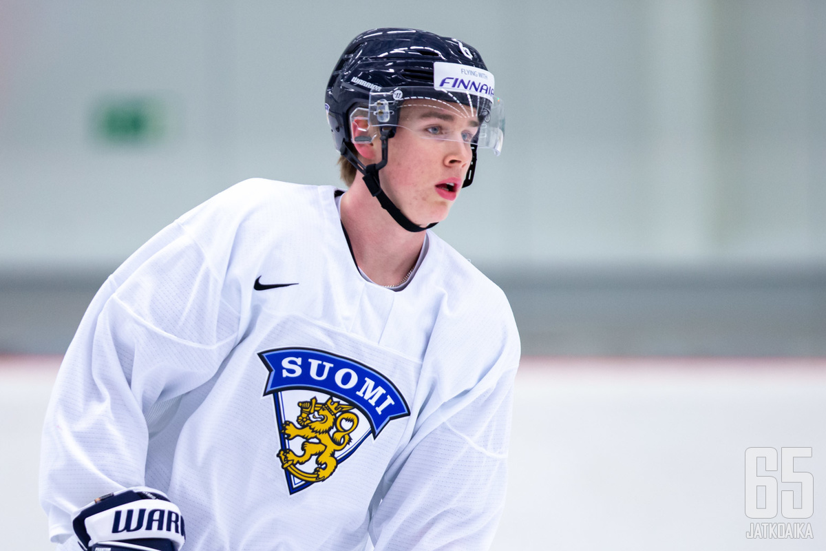 NHL-varaus olisi kiva bonus, mutta ei mikään pakko, tuumaa Peetro Seppälä.