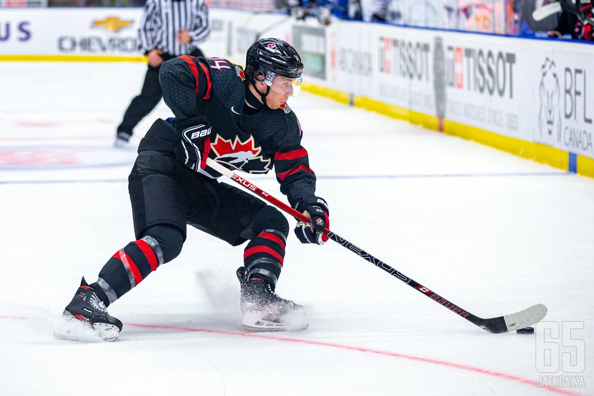 HPK vahvistuu kanadalaispuolustajalla.