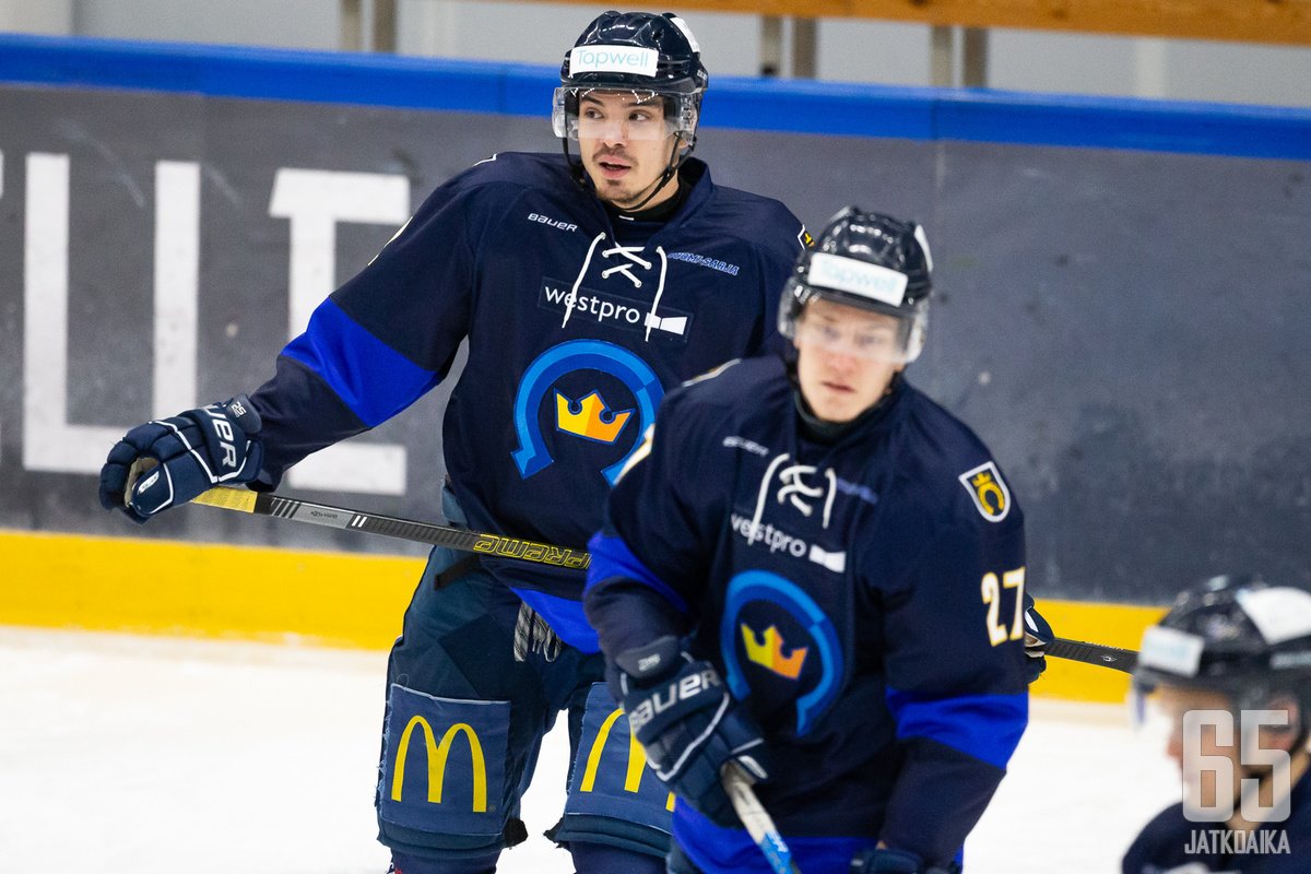 Kiekko-Espoo voidaan nähdä ensi kaudella Mestiksessä.