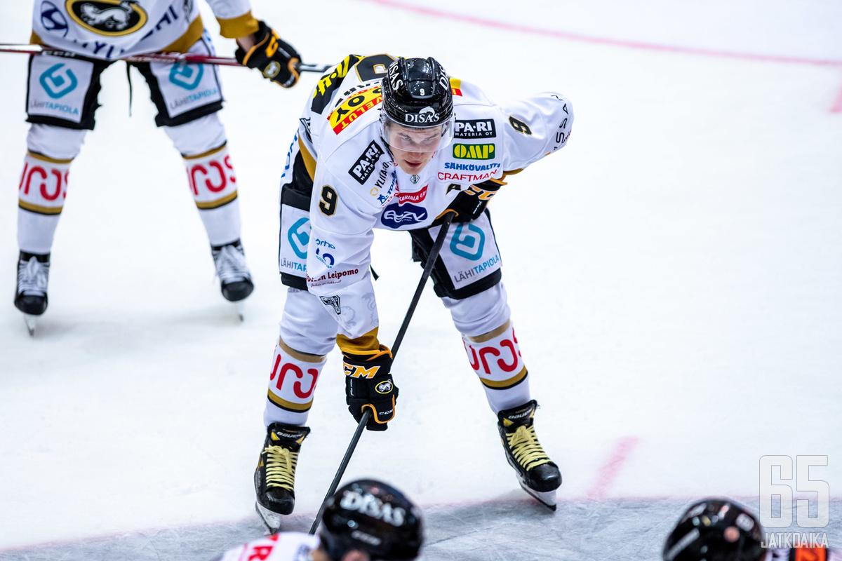 Jesse Puljujärvi palaa takaisin Edmontoniin.