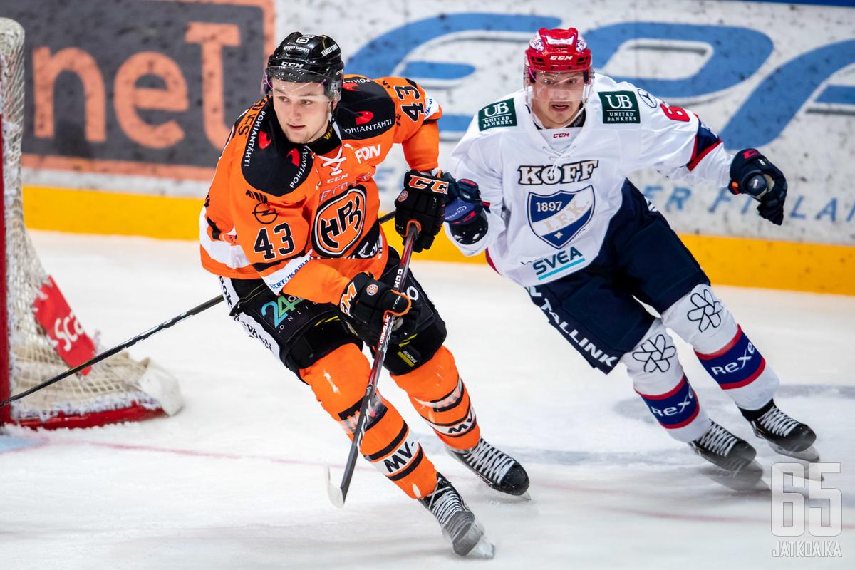 Mihin menet, suomalaisen urheilun ykköstuote Liiga?