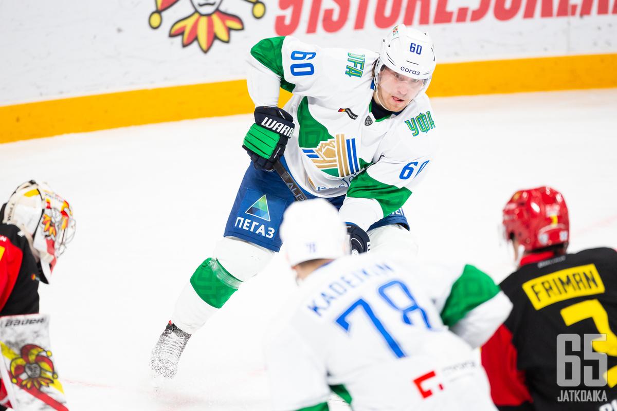 Markus Granlund ratkaisi ottelun varsinaisen peliajan viimeisellä minuutilla.