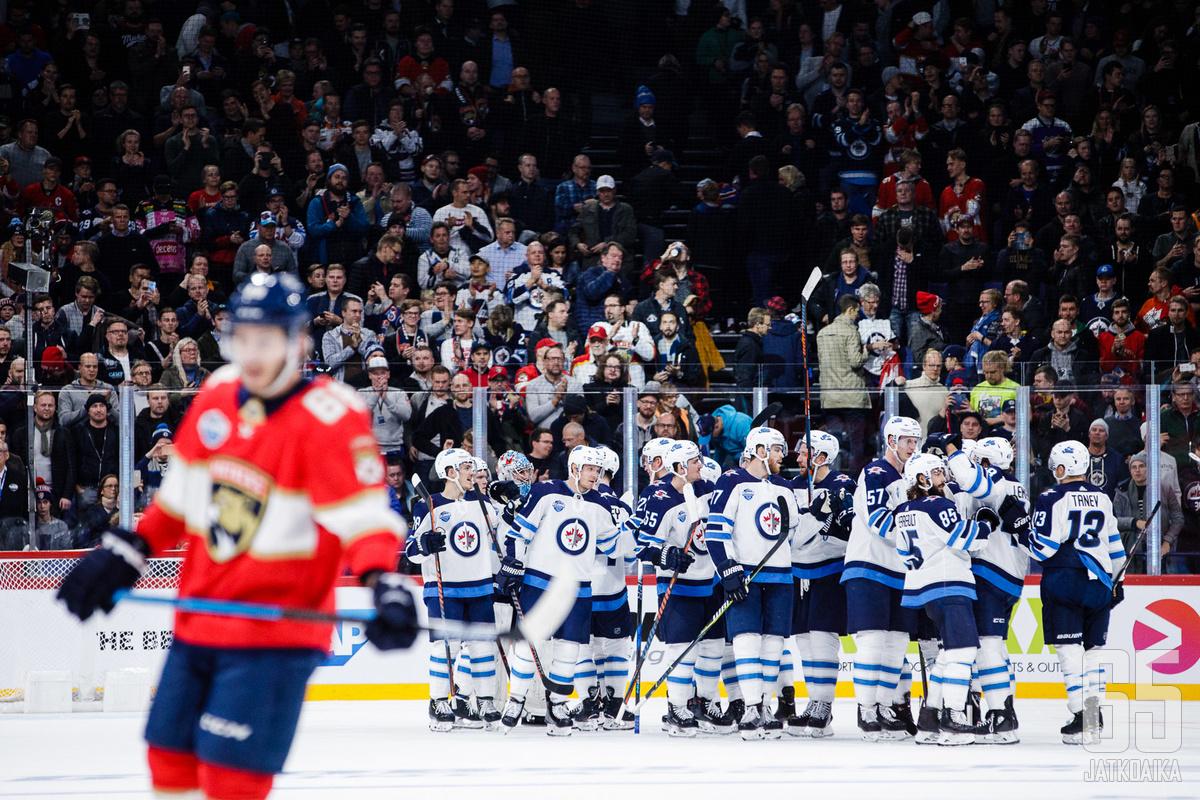 NHL-huumaa halutaan Venäjälle.