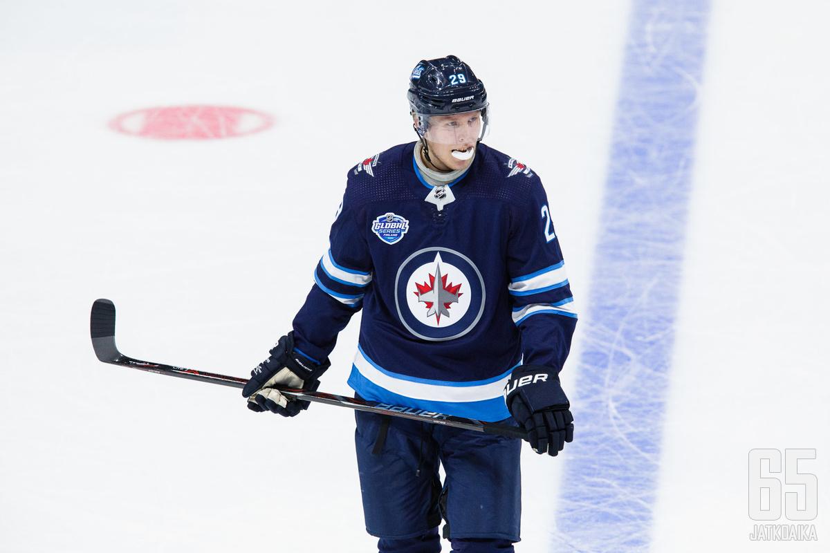NHL-kaukaloissa urallaan ainoastaan Jets-paitaa kantanut Laine on uuden haasteen edessä Blue Jacketsissa.