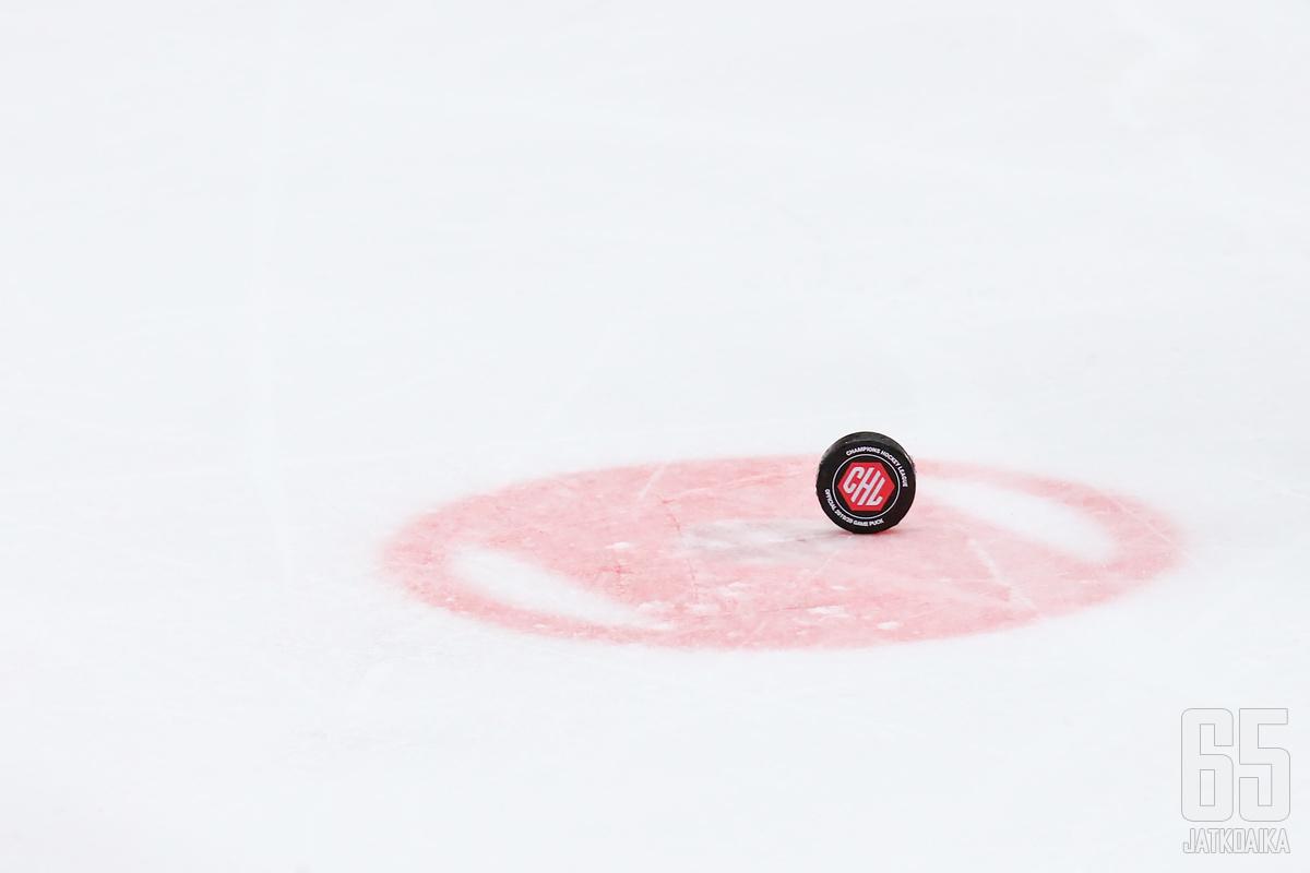 Elokuussa kiekko tippuu jäähän jääkiekon Mestarien liigassa.