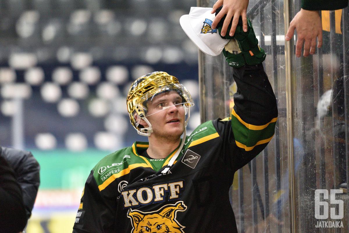 Arttu Ruotsalainen saattaa lähteä Ilveksestä kuluvan kauden jälkeen.