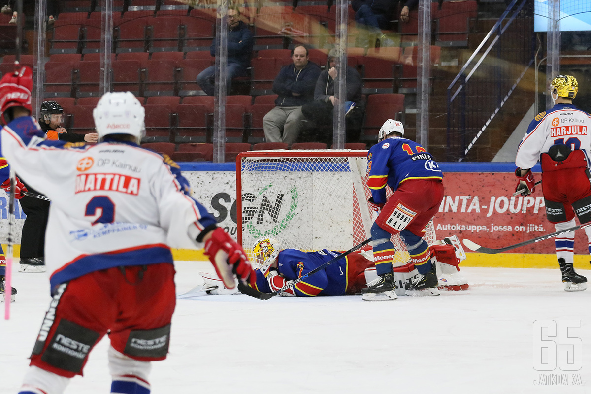 Risto Mattila toivoo pian pääsevänsä tuulettamaan pääkaupunkiseudun joukkueita vastaan.