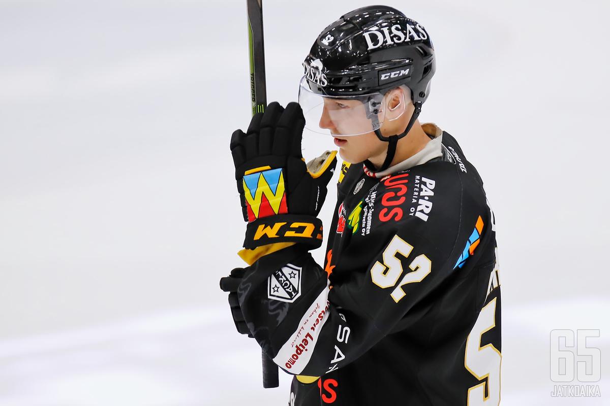 Aatu Rädyn putoaminen pois U20-kisajoukkueesta oli jättiyllätys.