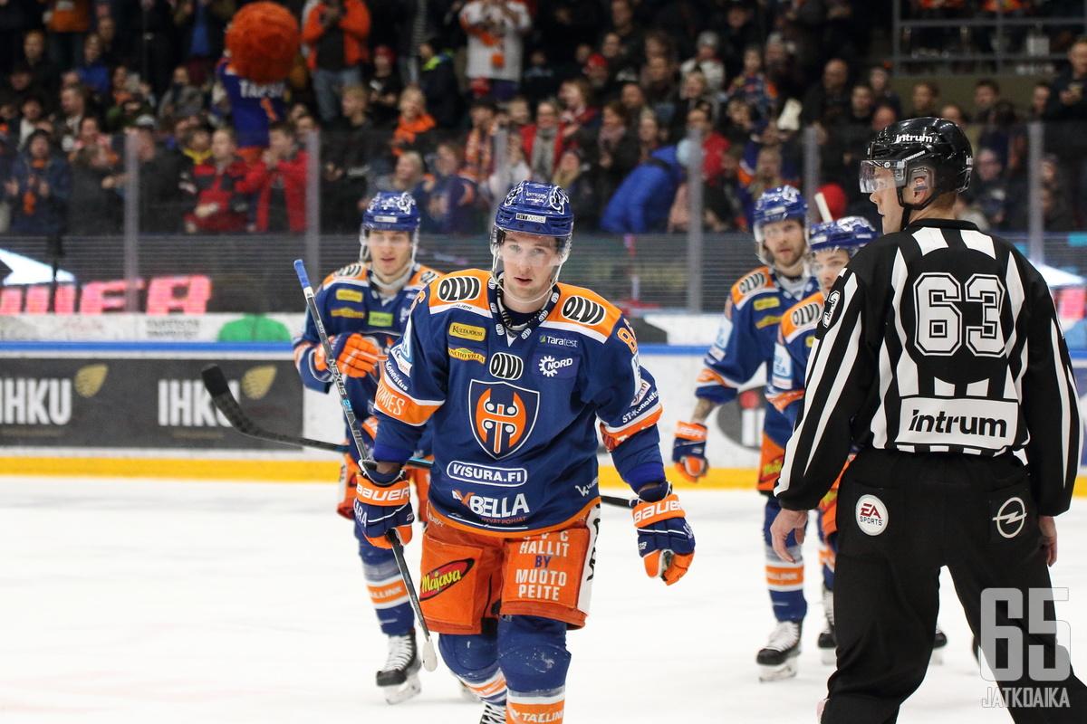 Morley suuntaa Tampereelta Pohjois-Ruotsiin.