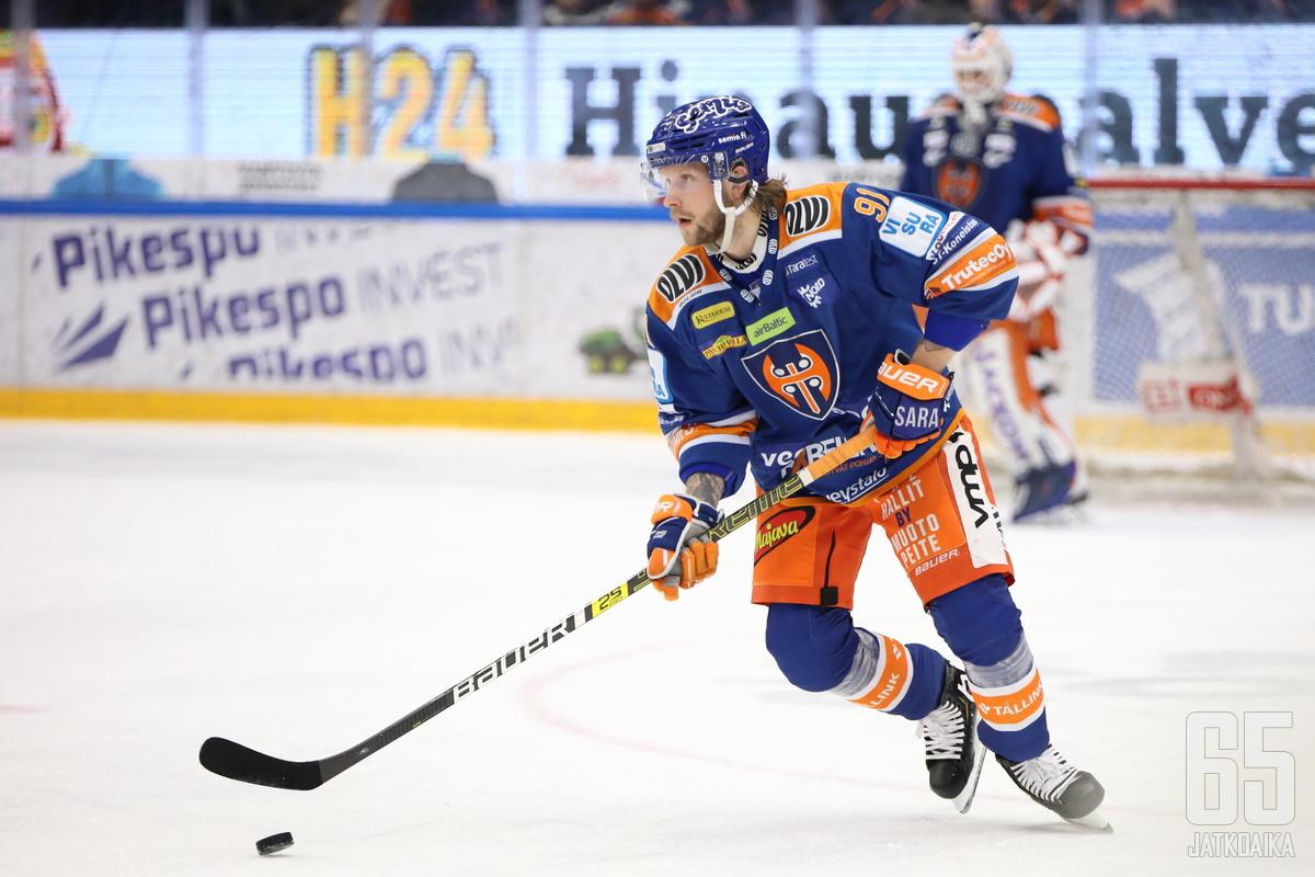 Ytterell jatkaa pelejään Suomessa, mutta seura vaihtuu.