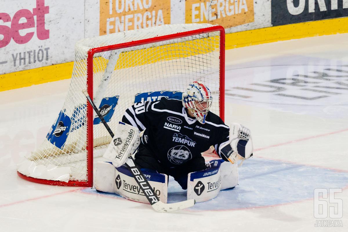 Ukko-Pekka Luukkonen oli jälleen hereillä.