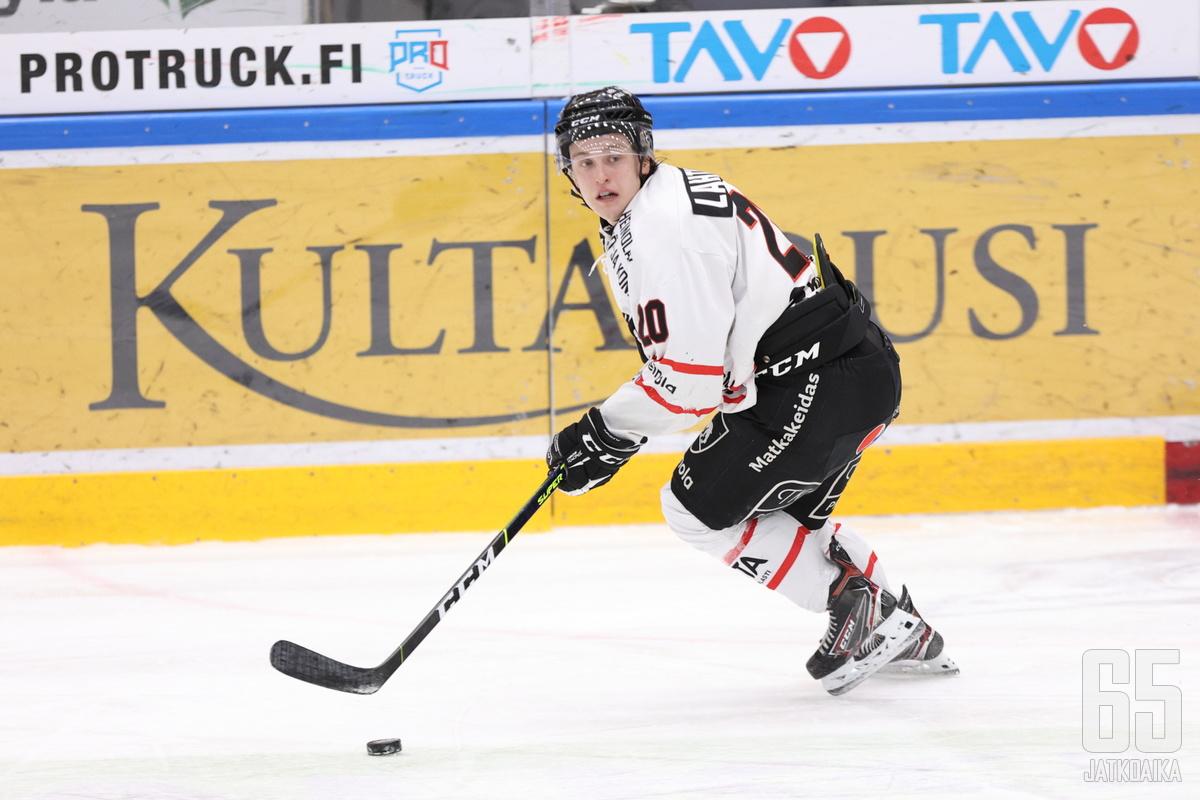Markus Lahtinen näkee Heinolan hyväksi paikaksi kehittyä.