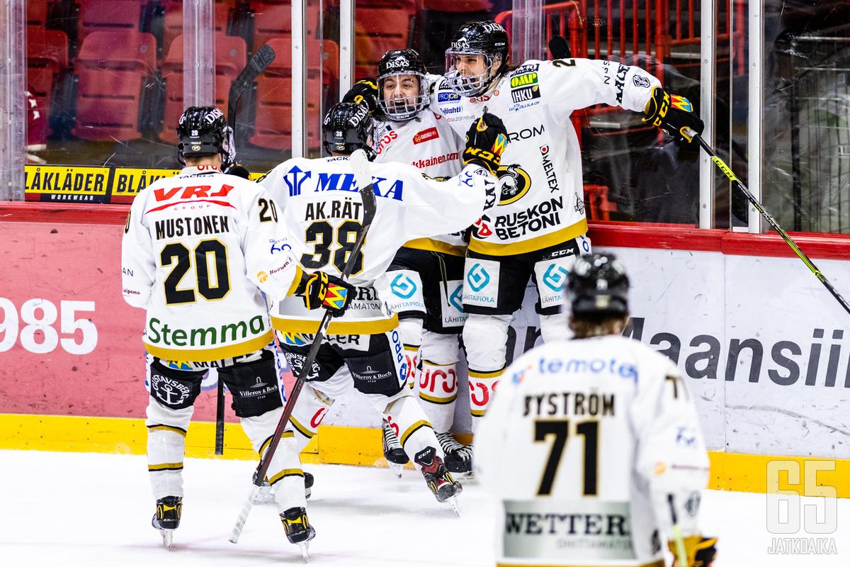 Oulussa kiekkoilee tulevan kauden ryhmässä kaksi amerikkalaispelaajaa.