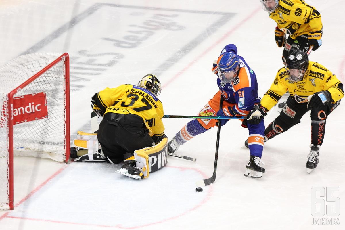 Jukka Peltola ja Tappara pelaavat tulevalla kaudella jälleen Mestarien liigassa.