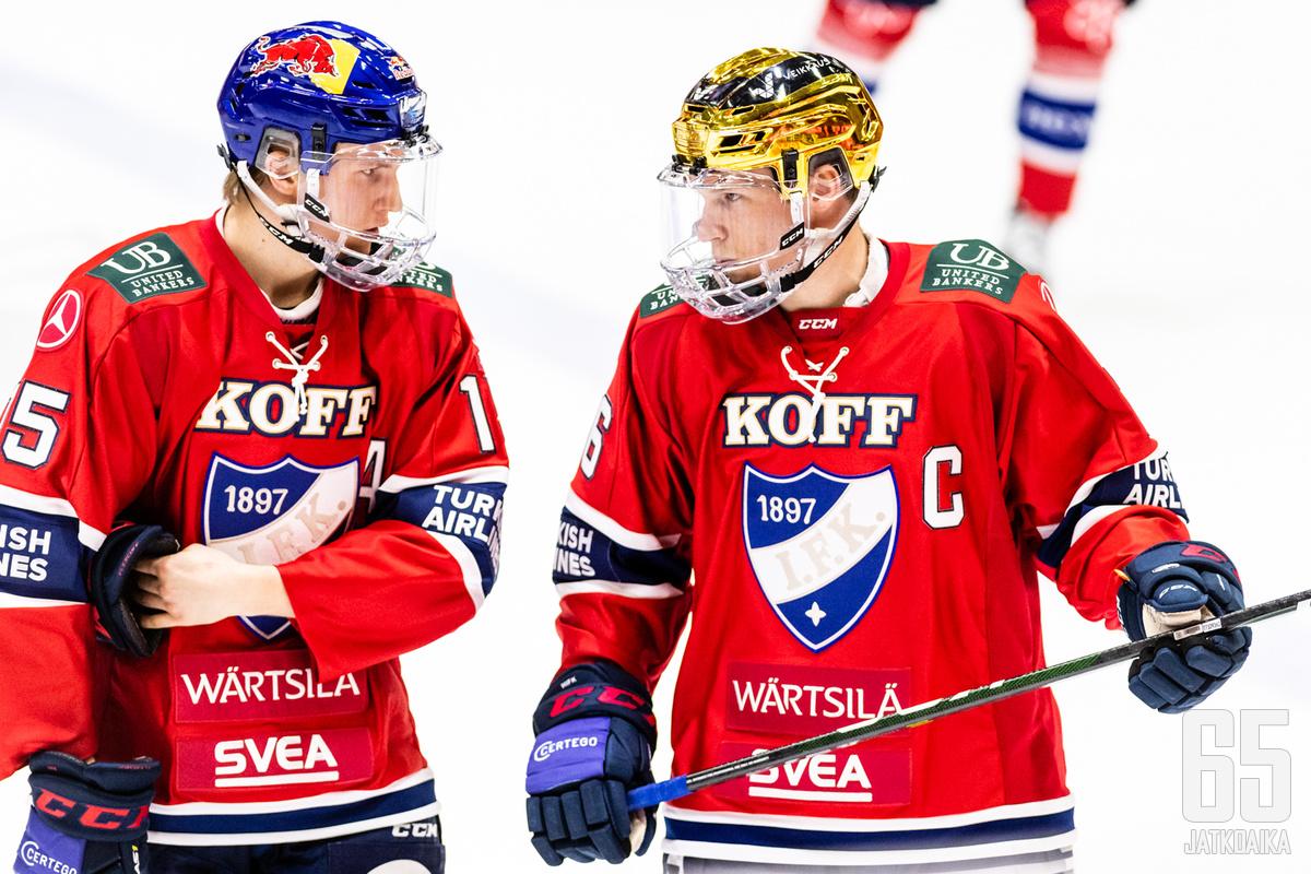 Lundell ja Sallinen liittyvät Leijoniin.