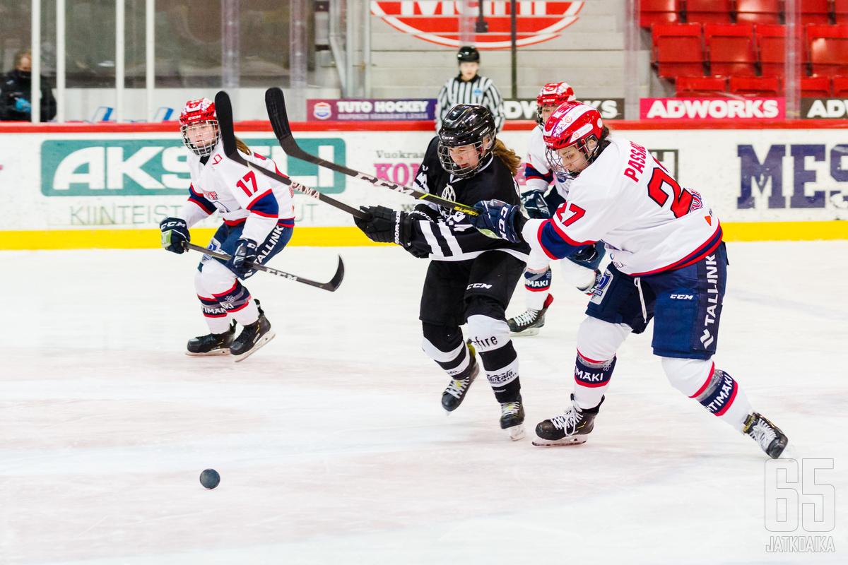 HIFK ja TPS kohtaavat toisensa puolivälierissä enintään kolme kertaa.