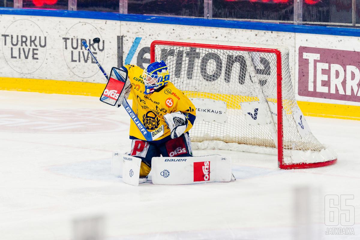 Lehtisellä ja Lukolla päättynyt kausi päättyi Suomen mestaruuteen.