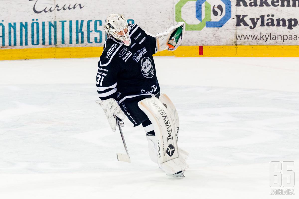 Rämö pelaa kolmannen finaaliottelunsa.