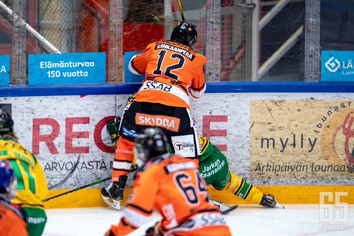 Markus Kankaanperän toiminta herätti tunteita.