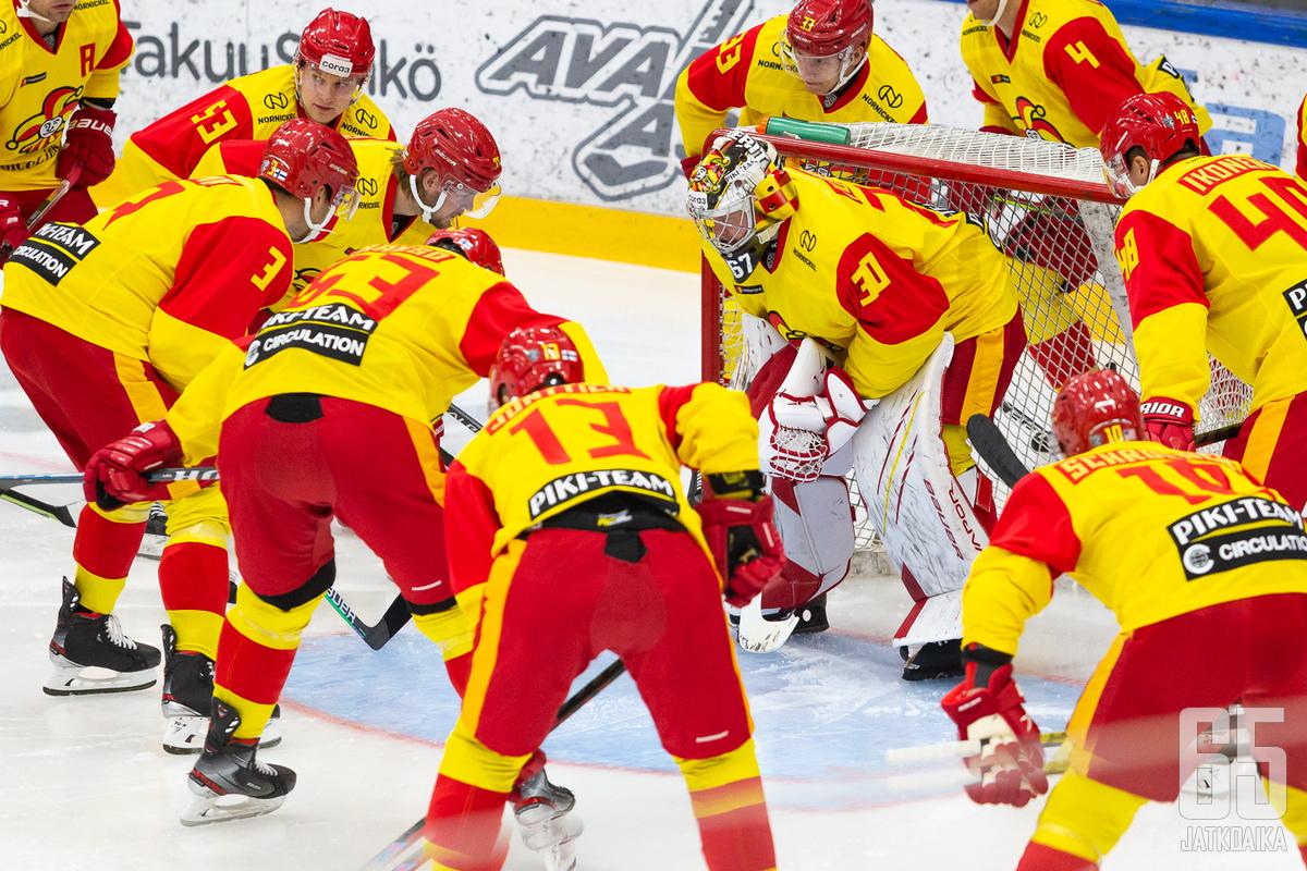 Jokereita ja muiden KHL-joukkueiden otteita pääsee jatkossa näkemään Discoveryn palveluissa.