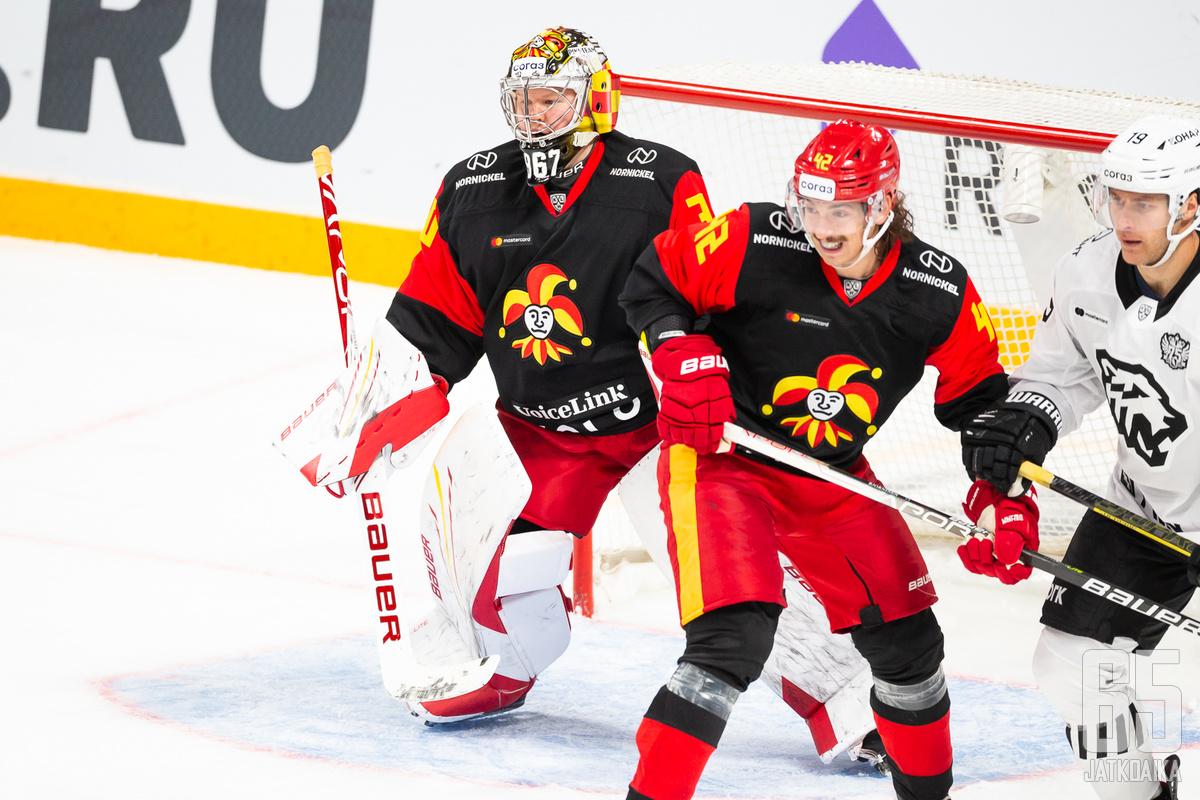 Janne Juvosen asenne vakuutti päävalmentaja Lauri Marjamäen.