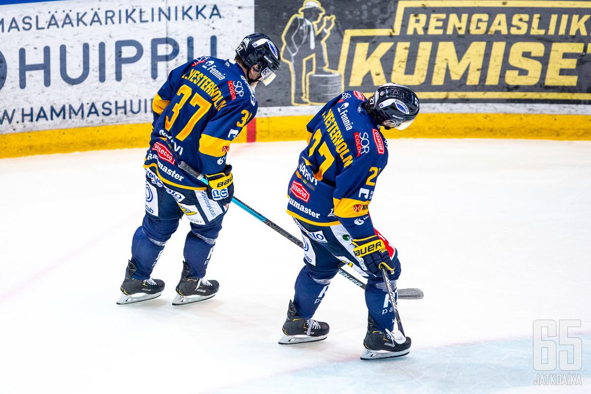 Boumediennella oli iso rooli Lukon viime kauden ruotsalaisvahvistusten hankinnassa.