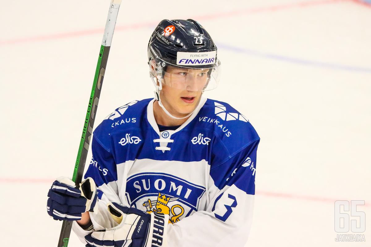 Aatu Rätyä ei varattu ensimmäisellä kierroksella, vaikka suomalaista povattiin vielä vuosi sitten yhdeksi varaustilaisuuden lupaavimmista pelaajista.