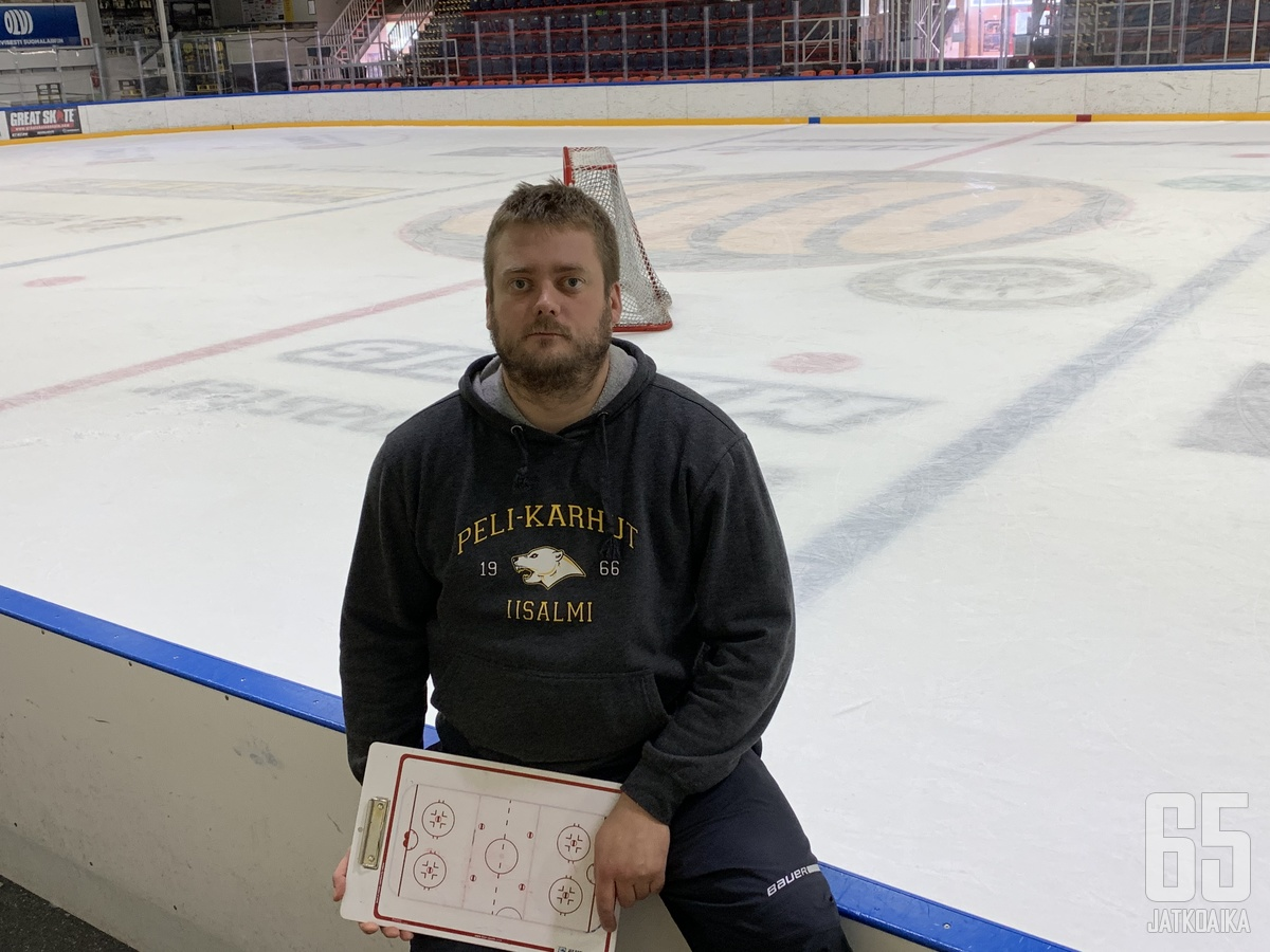 IPK:n uusi päävalmentaja Niko Härkönen uskoo mestaruuden olevan realistinen tavoite.