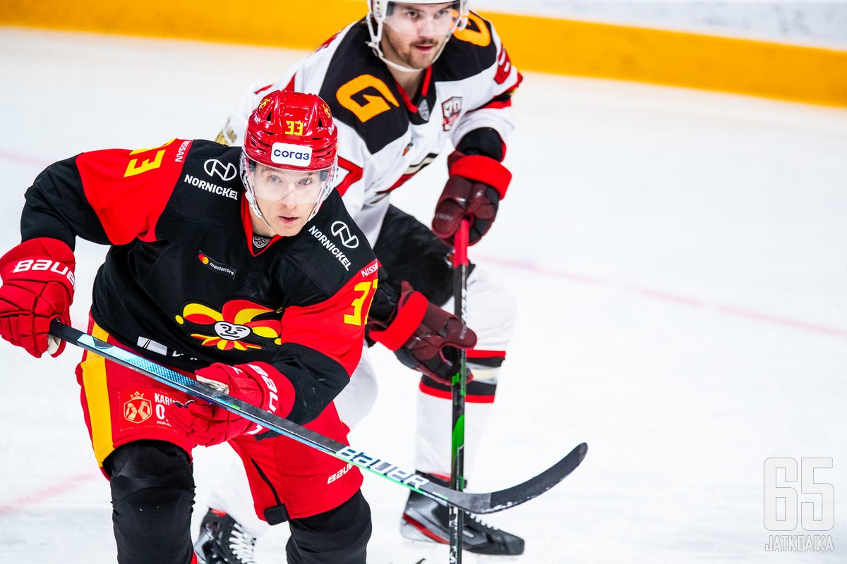 KHL:n pudotuspelit käynnistyvät ensi viikolla.