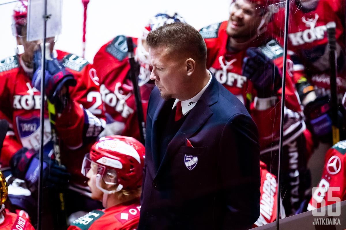 HIFK palaa viimein pelikentille.