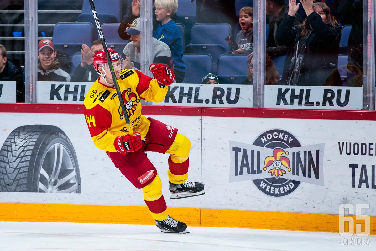 Ottelun ratkaisi Mikko Lehtonen voittomaalikilpailussa yhdeksännessä parissa.