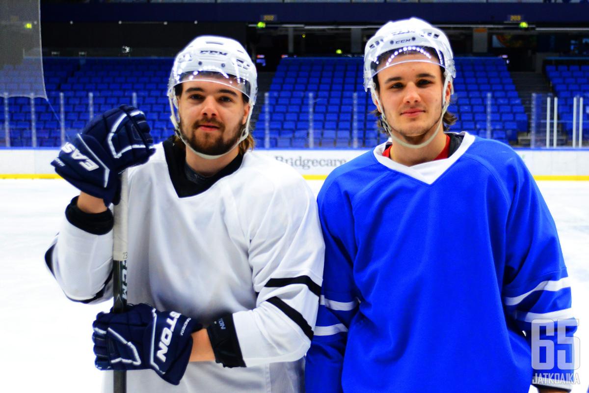 Westermarckin veljekset kuuluvat jatkosopimuksen tehneisiin pelaajiin.