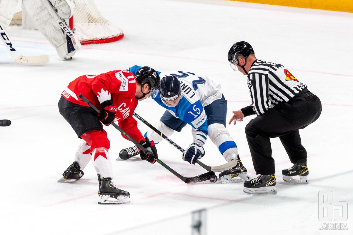 Suomi ja Kanada kohtaavat jälleen finaalissa.