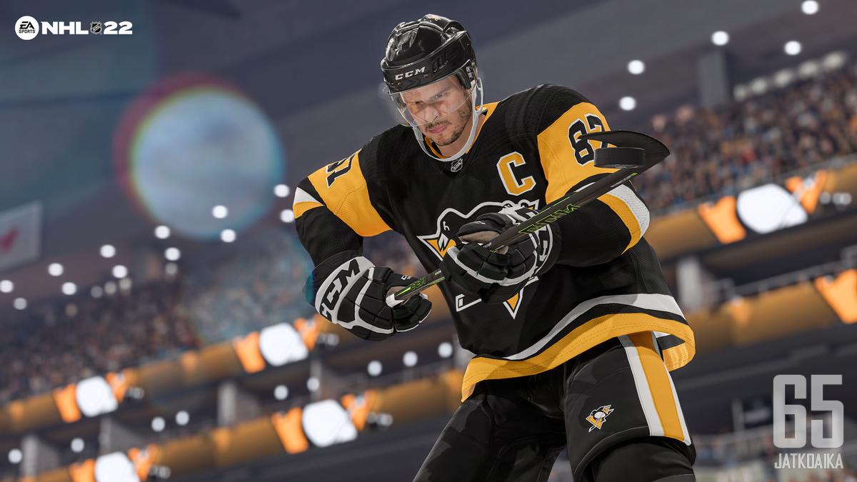 Uusi NHL-pelisarjan edustaja kimaltelee entistä näyttävämmin.