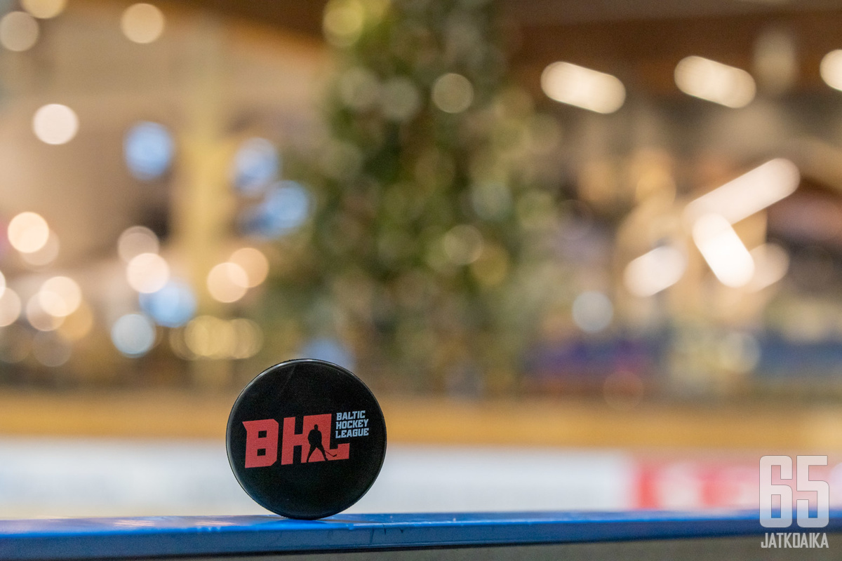 Baltic Hockey League on Viron, Latvian ja Liettuan yhteistyön hedelmä.