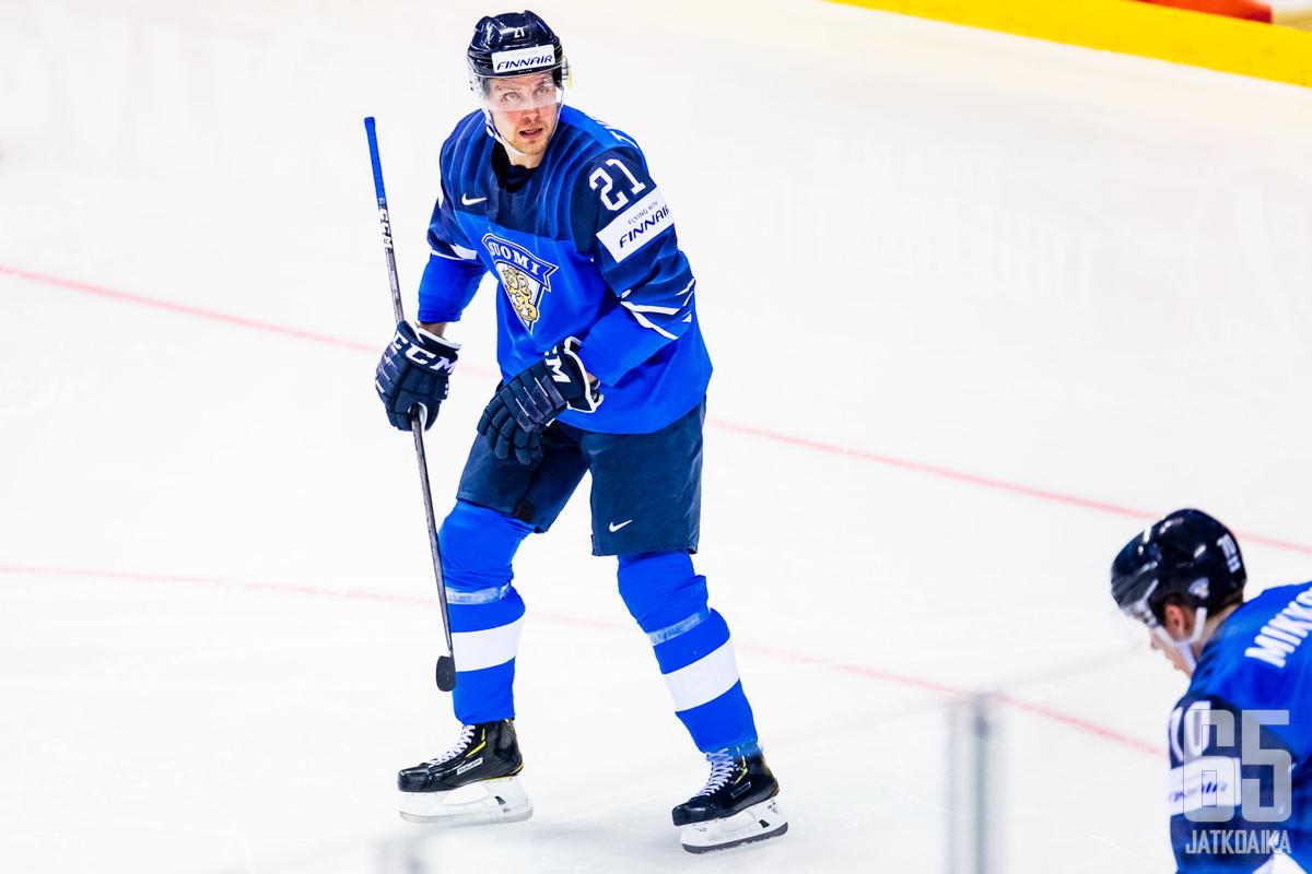 MM-ensikertalainen Juhani Tyrväinen on ehtinyt tottua kansainväliseen vauhtiin.