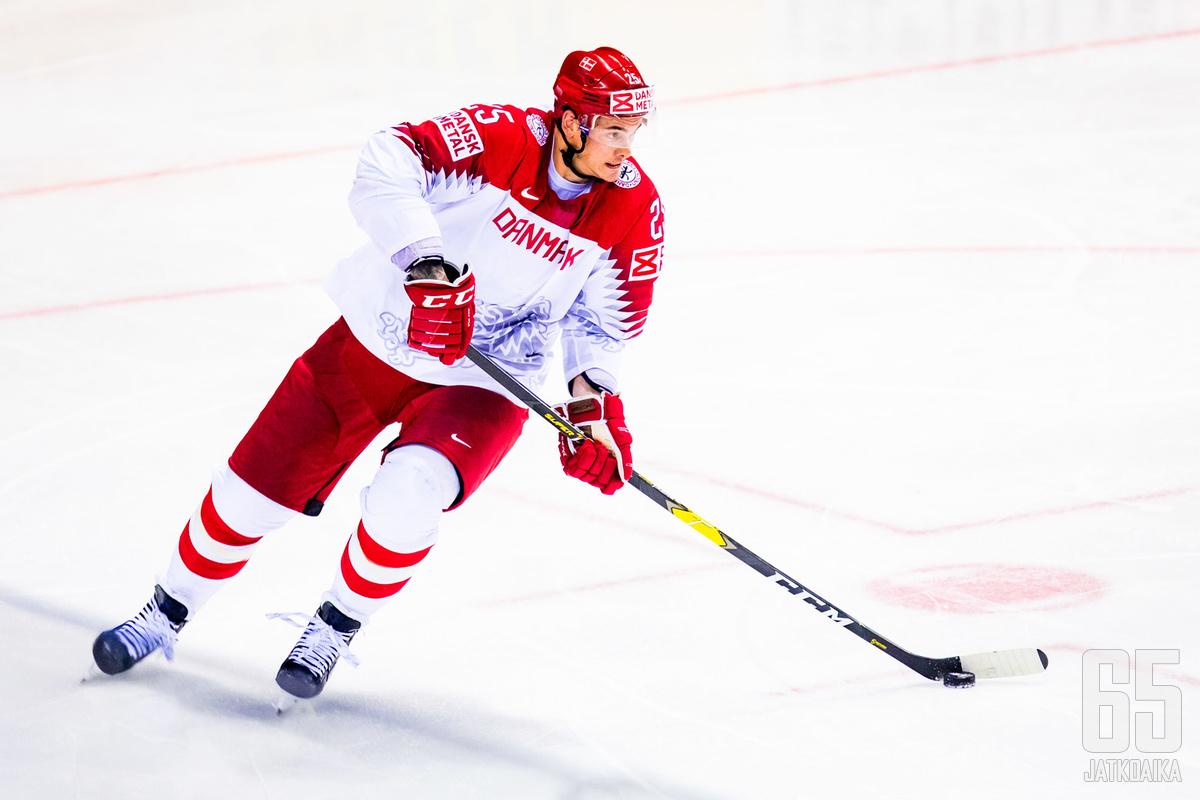 Tanskan jääkiekkoliitto ilmoitti kantansa.