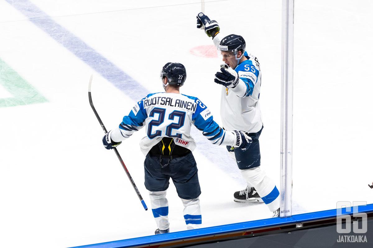 Suomen seuraava haaste on puolivälierissä kohdattava Tšekki.