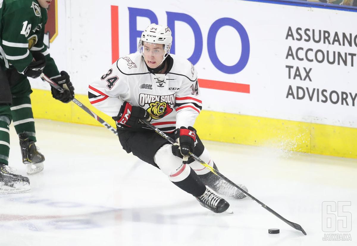 Popov suuntaa Pohjois-Amerikasta seuraavaksi Heinolaan.