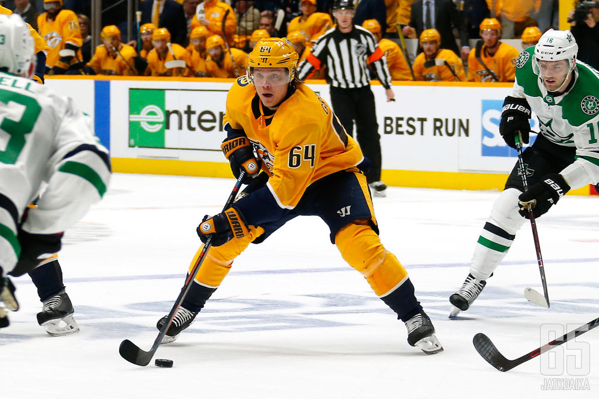 Mikael Granlund on yksi mielenkiintoisimmista pelaajista NHL:n siirtotakarajaa silmällä pitäen.