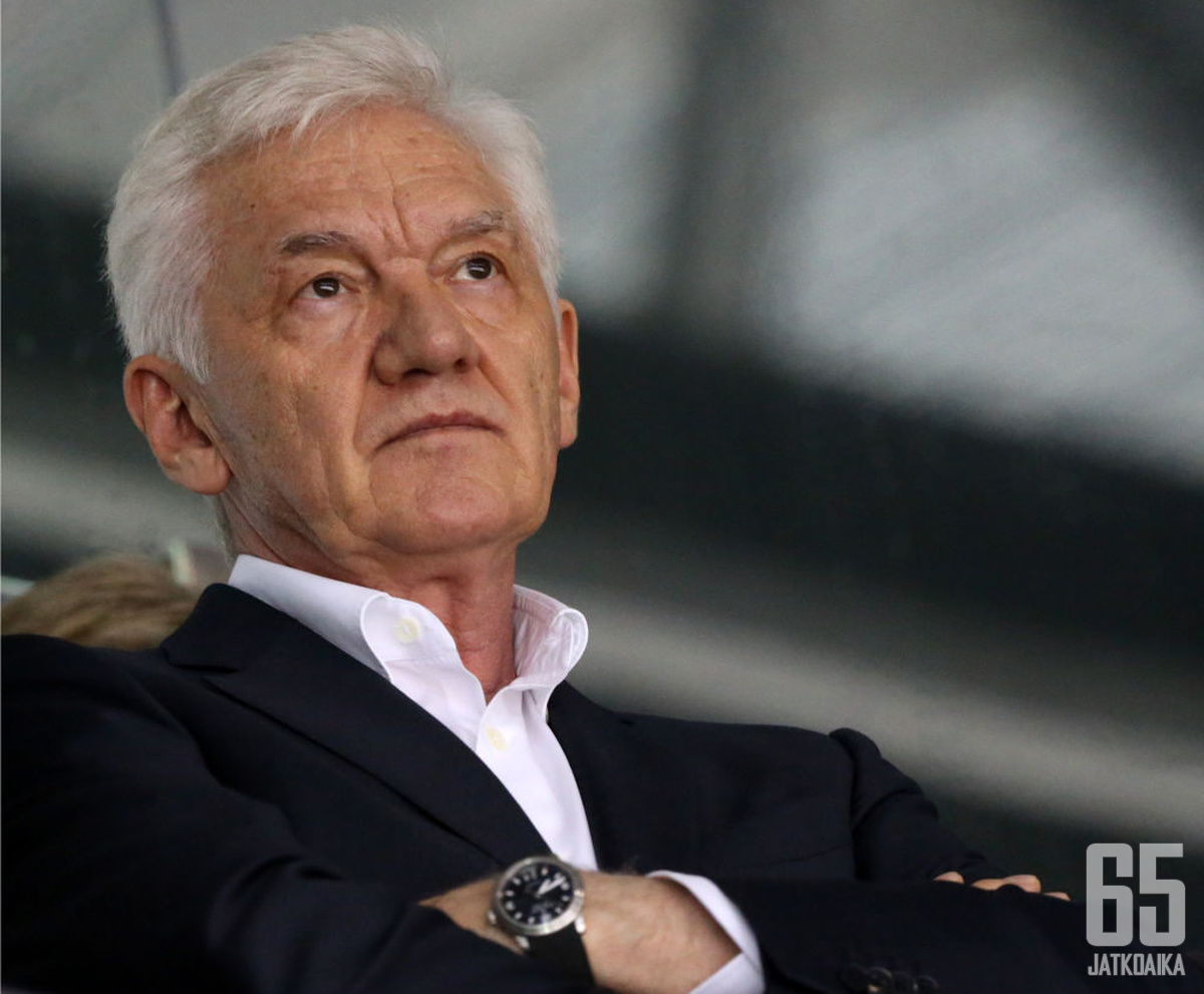 Gennadi Timtšenko on yksi Hartwall Areenan omistajista.