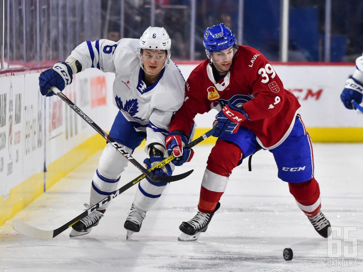 Kolme joukkuetta jää sivuun AHL:n alkavalta kaudelta.